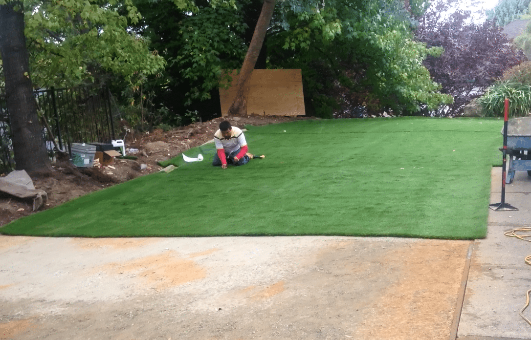 The Benefits Of A Diy Artificial Grass Installation