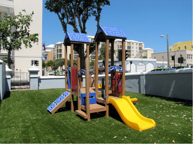 Three Things to Consider When Shopping for Playground Artificial Turf