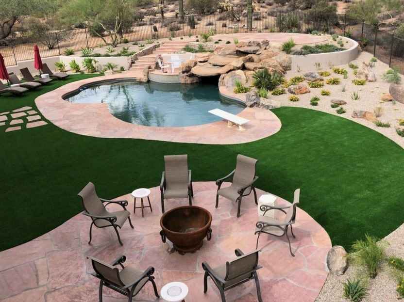 Top 5 Backyard Pool Landscaping Ideas Purchase Green